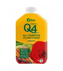 Q4 All Purpose Plant Food