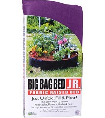 Big Bag Raised Bed – Junior (Purple)