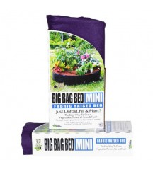 Big Bag Raised Bed – Mini (Purple)