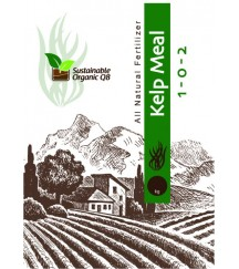 Kelp Meal – Organic Soil Amendment Medium: 1.6KG