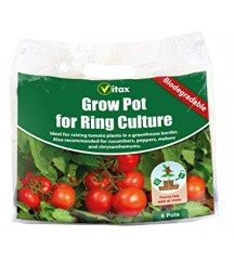 Grow Pot for Ring Culture